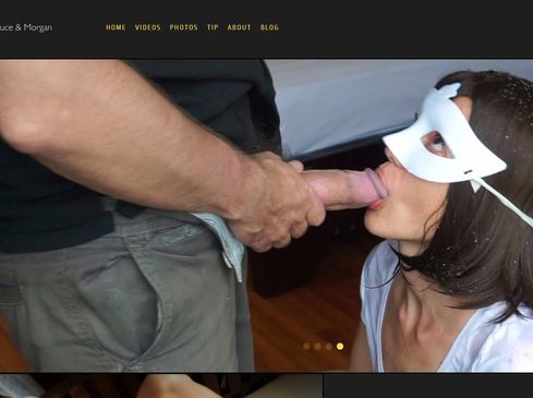 Porn bruce and morgan [PissPlay] Bruce