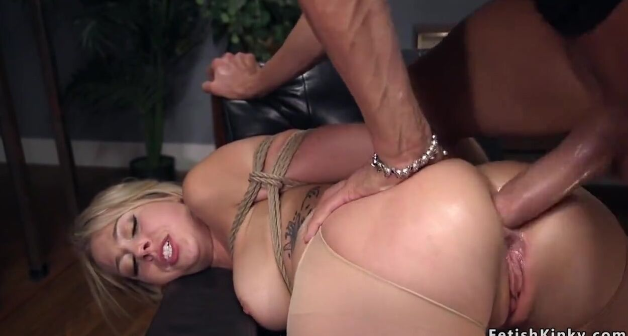 Blackmailed Anal